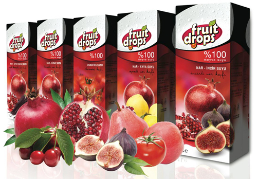 fruit drops juice turkey
