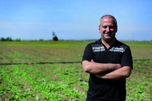 Muharrem Doğan, founding partner of Orvital Organic