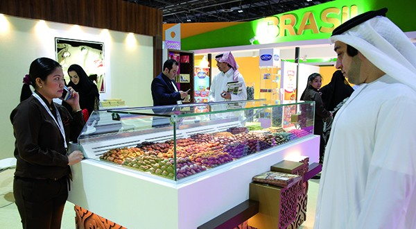 Sweets & Snacks Middle East, 27. -29. 10. 2015 Dubai